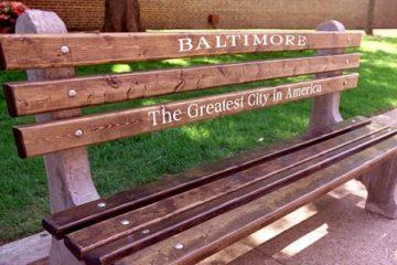 Baltimore Bench