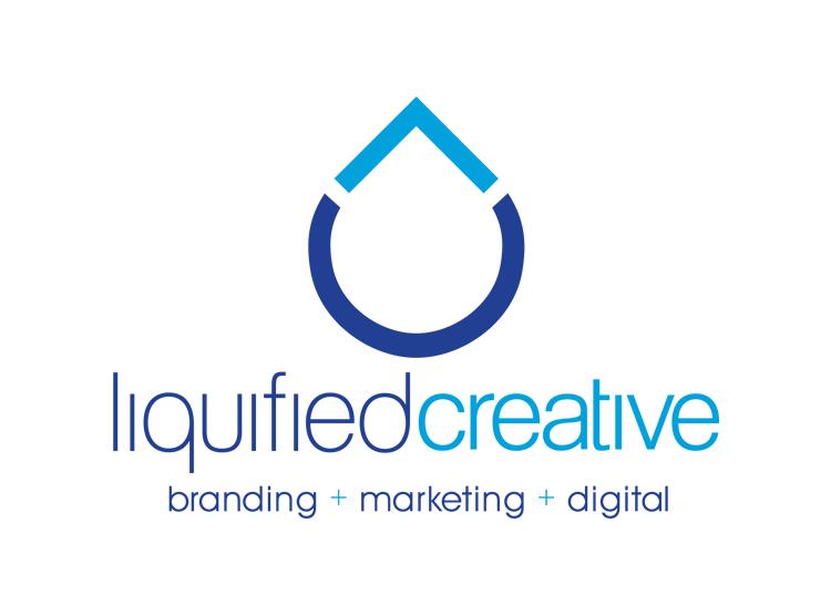 Liquified Creative Brand Logo
